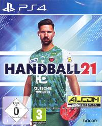Handball 21 (Playstation 4)