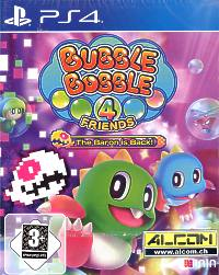 Bubble Bobble 4 Friends: The Baron is Back! (Playstation 4)
