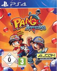 Pang Adventures - Buster Edition (Playstation 4)