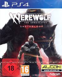 Werewolf: The Apocalypse - Earthblood (Playstation 4)