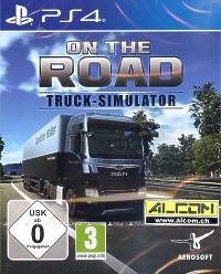 On the Road: Truck-Simulator (Playstation 4)
