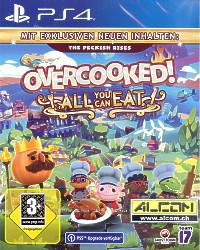 Overcooked! All You Can Eat (Playstation 4)