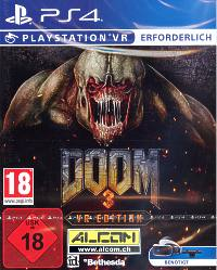 Doom 3: VR Edition (benötigt Playstation VR) (Playstation 4)