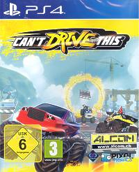 Cant Drive This (Playstation 4)