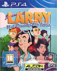 Leisure Suit Larry: Wet Dreams Dry Twice (Playstation 4)