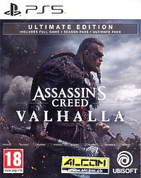Assassins Creed: Valhalla - Ultimate Edition (Playstation 5)