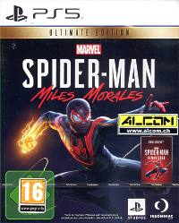 Marvels Spider-Man: Miles Morales - Ultimate Edition (Playstation 5)