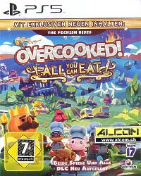 Overcooked! All You Can Eat (Playstation 5)