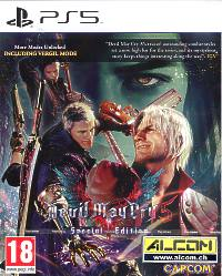 Devil May Cry 5 - Special Edition (Playstation 5)