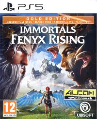 Immortals: Fenyx Rising - Gold Edition (Playstation 5)