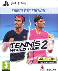Tennis World Tour 2 - Complete Edition (Playstation 5)