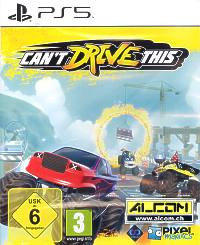 Cant Drive This (Playstation 5)