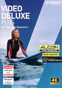 Magix Video Deluxe 2020 - Plus Edition