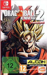 Dragonball: Xenoverse 2 (Switch)