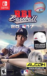R.B.I. Baseball 17 (Switch)