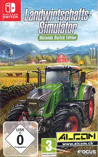 Landwirtschafts Simulator - Nintendo Switch Edition (Switch)