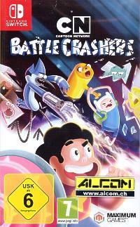 Cartoon Network: Battle Crashers (Switch)