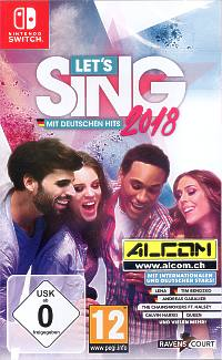 Lets Sing 2018 (Switch)