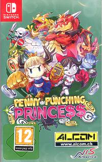 Penny-Punching Princess (Switch)