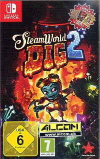 Steamworld Dig 2 (Switch)