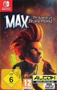 Max: The Curse of the Brotherhood (Switch)