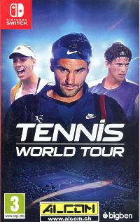 Tennis World Tour (Switch)