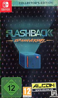Flashback - 25th Anniversary - Collectors Edition (Switch)