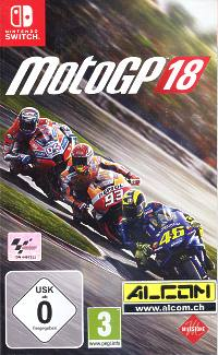 Moto GP 18 (Switch)