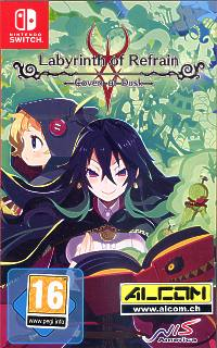 Labyrinth of Refrain: Coven of Dusk (Switch)