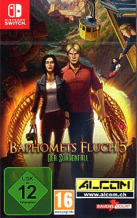 Baphomets Fluch 5: Der Sündenfall (Switch)