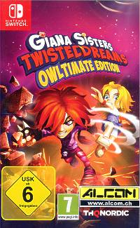 Giana Sisters: Twisted Dreams - Owltimate Edition (Switch)