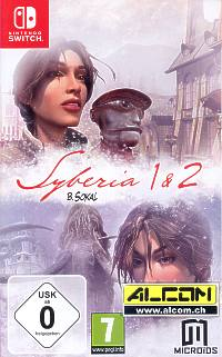 Syberia 1 & 2 (Switch)