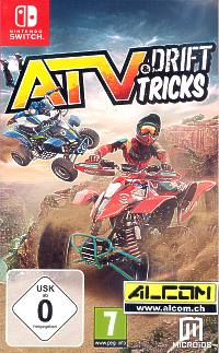 ATV Drift & Tricks (Switch)