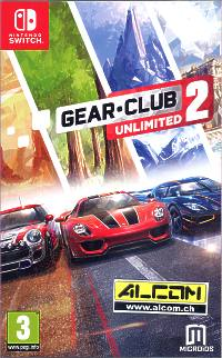 Gear.Club Unlimited 2 (Switch)