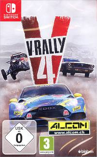 V-Rally 4 (Switch)