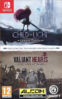 Child of Light + Valiant Hearts: The Great War (Switch)