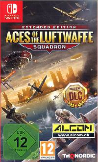 Aces of the Luftwaffe: Squadron Extended Edition (Switch)