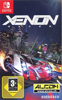Xenon Racer (Switch)