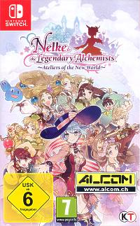Nelke & the Legendary Alchemists: Ateliers of the New World (Switch)