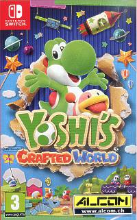 Yoshis Crafted World (Switch)