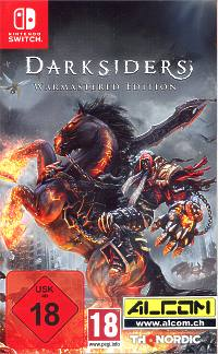 Darksiders: Warmastered Edition (Switch)