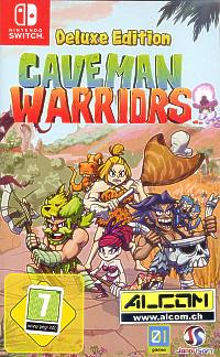 Caveman Warriors - Deluxe Edition (Switch)