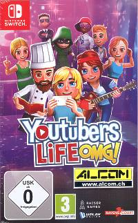 Youtubers Life OMG! (Switch)