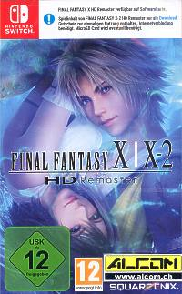 Final Fantasy 10 & 10-2 HD Remaster (Switch)