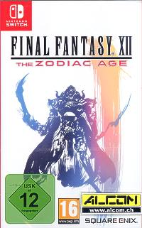 Final Fantasy 12: The Zodiac Age (Switch)