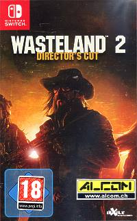 Wasteland 2 - Directors Cut (Switch)