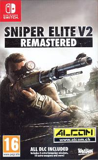 Sniper Elite V2 Remastered (Switch)
