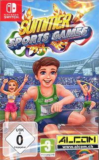Summer Sports Games (Switch)