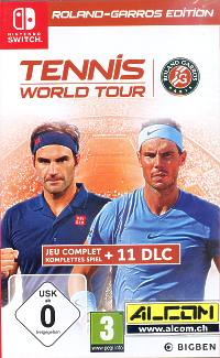 Tennis World Tour - Roland Garros Edition (Switch)