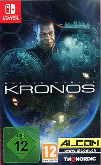 Battle Worlds: Kronos (Switch)